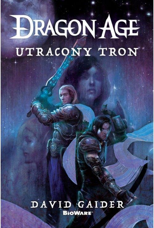 Dragon Age. Utracony Tron Gaider David