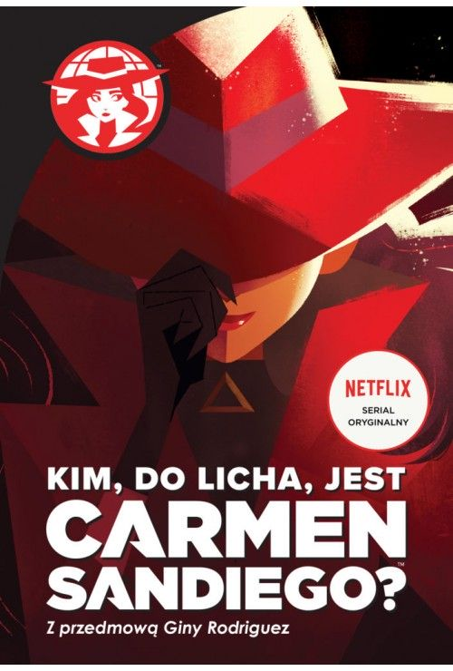 Kim, do licha, jest Carmen Sandiego?  Tinke Rebecca