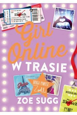 Girl Online. W trasie Tom 2 Sugg Zoe