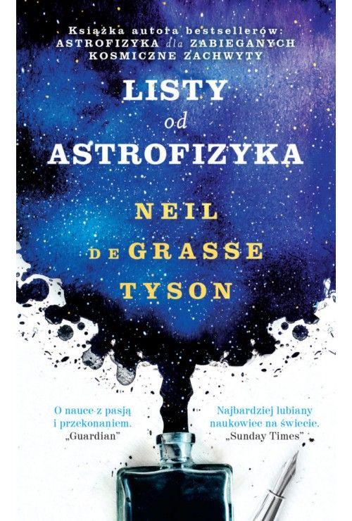 Listy od astrofizyka de Grasse Tyson Neil