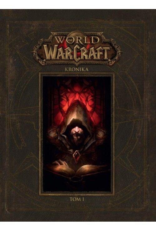 World of Warcraft Kronika T.1 polska wersja językowa
